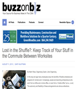 buzz on biz
