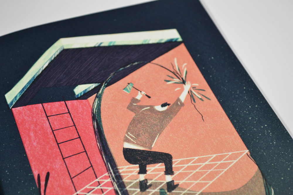 Artwork by Nicolet Schenck in Issue 4
