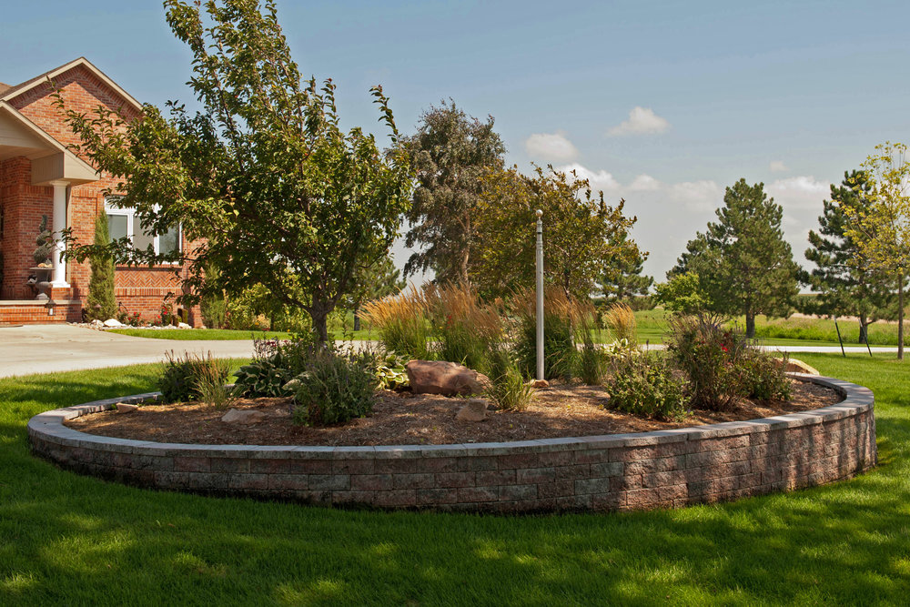 Landscape Design Tilley Sprinkler Systems Landscaping