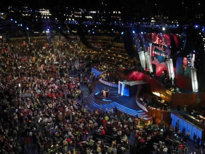 Democratic Convention.Philadelphia, Pennsylvania.
