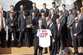 Red Sox won it all in 2007