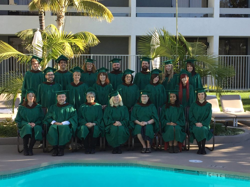 My Graduating Class in Dec 2016
