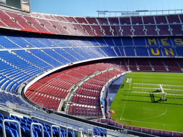 FC Barcelona Stadium: Camp Nou