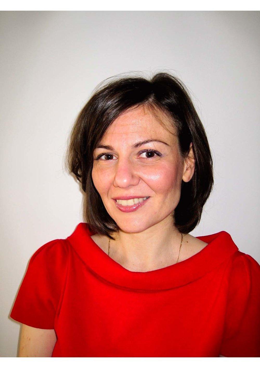 Maria Varaki, University of Helsinki <br> Kathleen Fitzpatrick Visiting Postdoctoral Fellow 2017