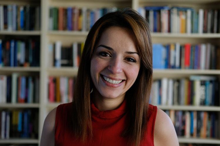 Viktorija Jakjimovska, University of Leuven <br> Kathleen Fitzpatrick Visiting Doctoral Fellow 2017