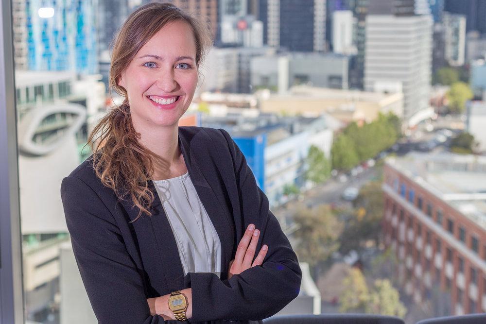Christina Nowak, University of Bonn <br> Kathleen Fitzpatrick Visiting Doctoral Fellow 2016