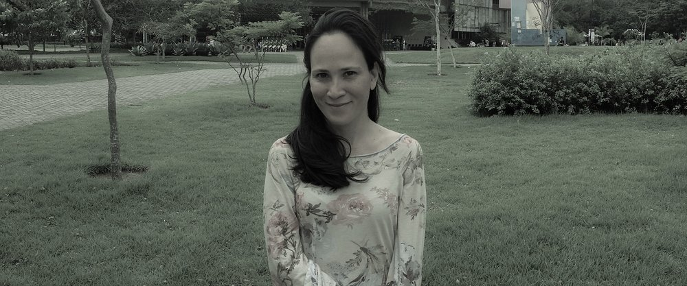 Renata Nagamine, Universidade Federal da Bahia<br>Kathleen Fitzpatrick Visiting Postdoctoral Fellow 2018