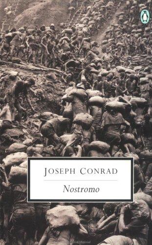 Joseph Conrad, Nostromo (1904).