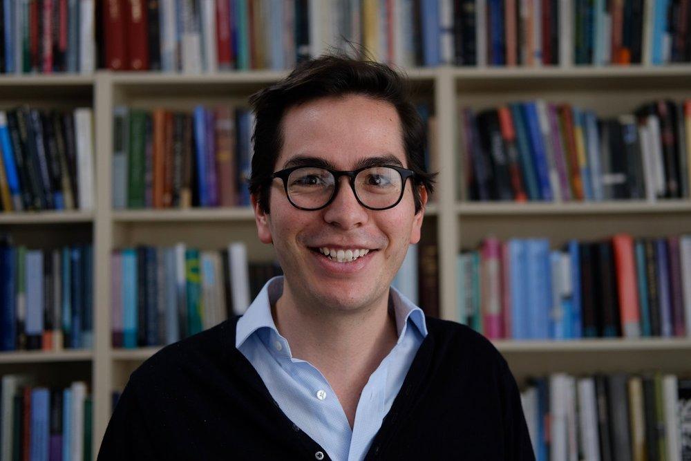 Sebastián Machado Ramírez, Doctoral Candidate
