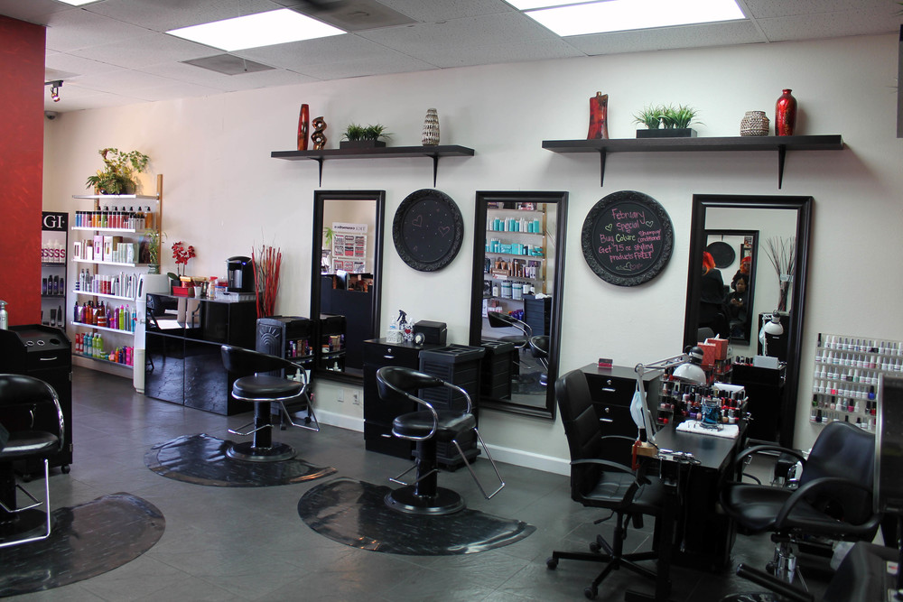 Salon Fuzion_Interior
