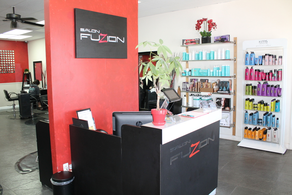 Salon Fuzion_Entrance Signage (5).JPG