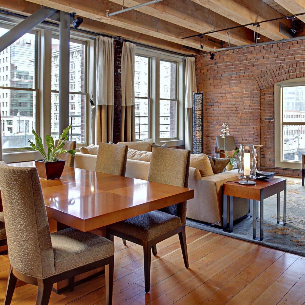 Pioneer Square Loft - $673,000