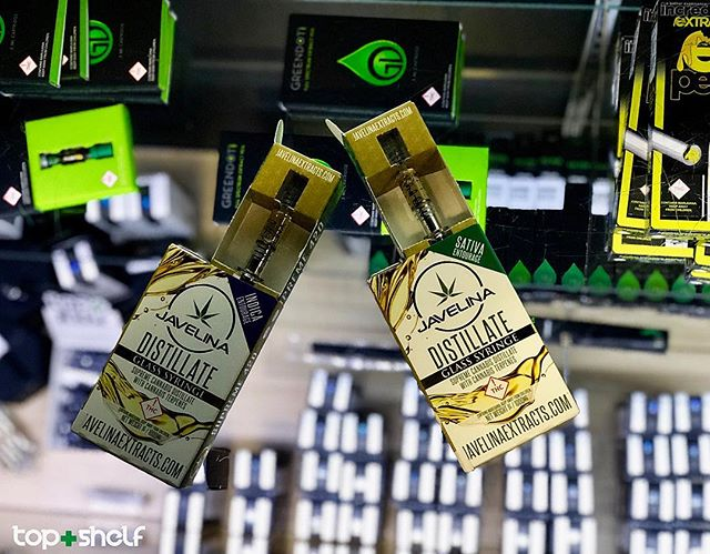 @javelina_extracts just dropped off some brand new THC syringes Midnight for our indica fanatics and Tango for our sativa lovers check both of them out while supplies last