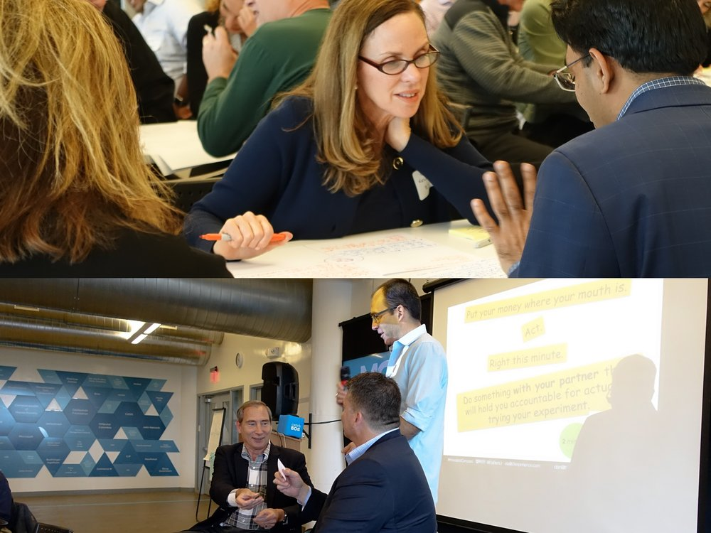 Innovation & Design Thinking workshops & training