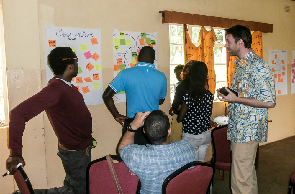 Building community capacity (with videos)
