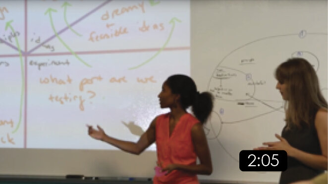 Training Agile teachers (with video)