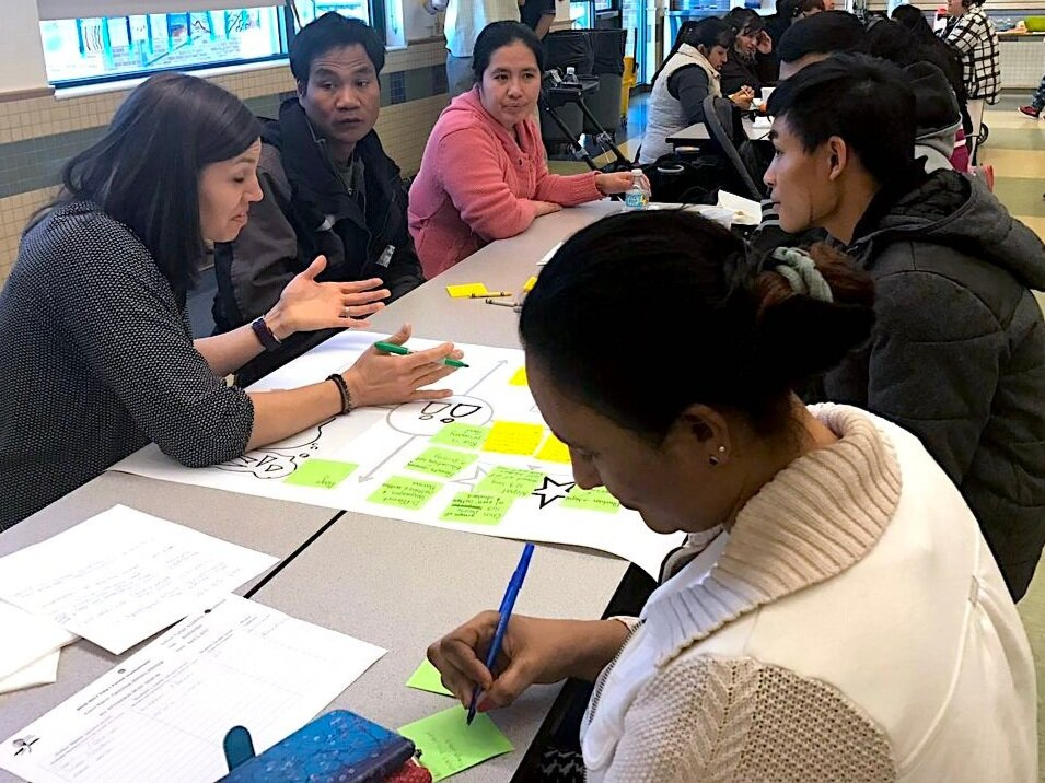 Engaging everyone supporting students (with video)