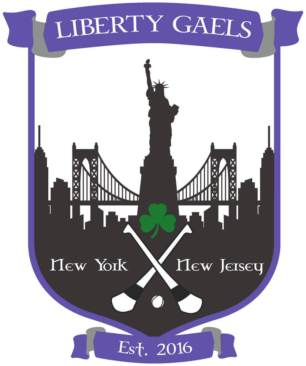 Liberty Gaels Club Crest