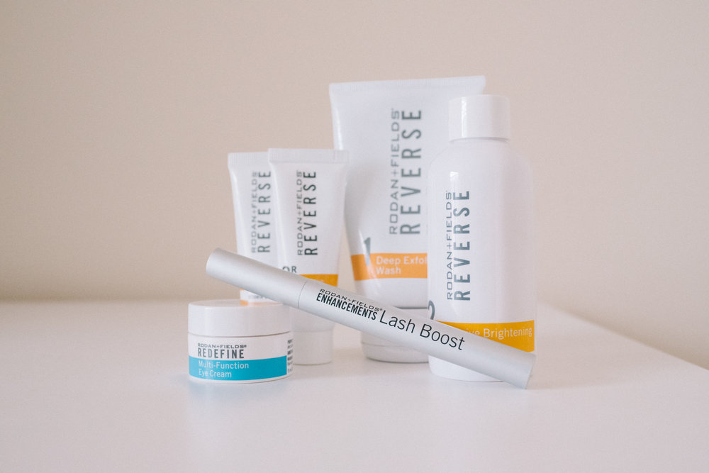 Rodan + Fields, mum treat, skin care, longer eye lashes, under eye cream,