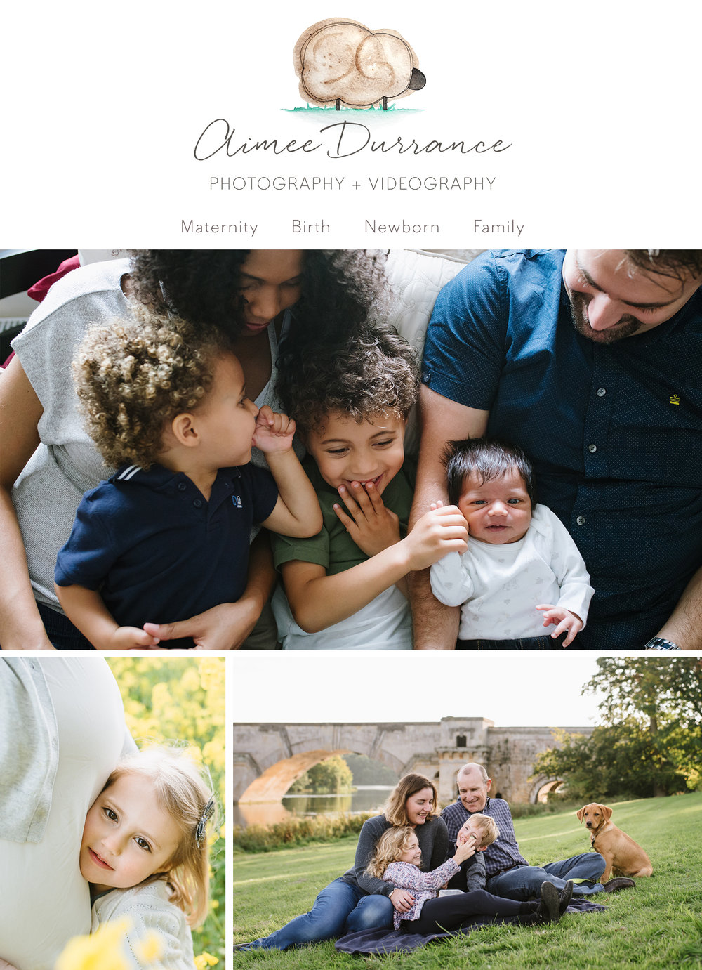 London maternity birth newborn family photographer