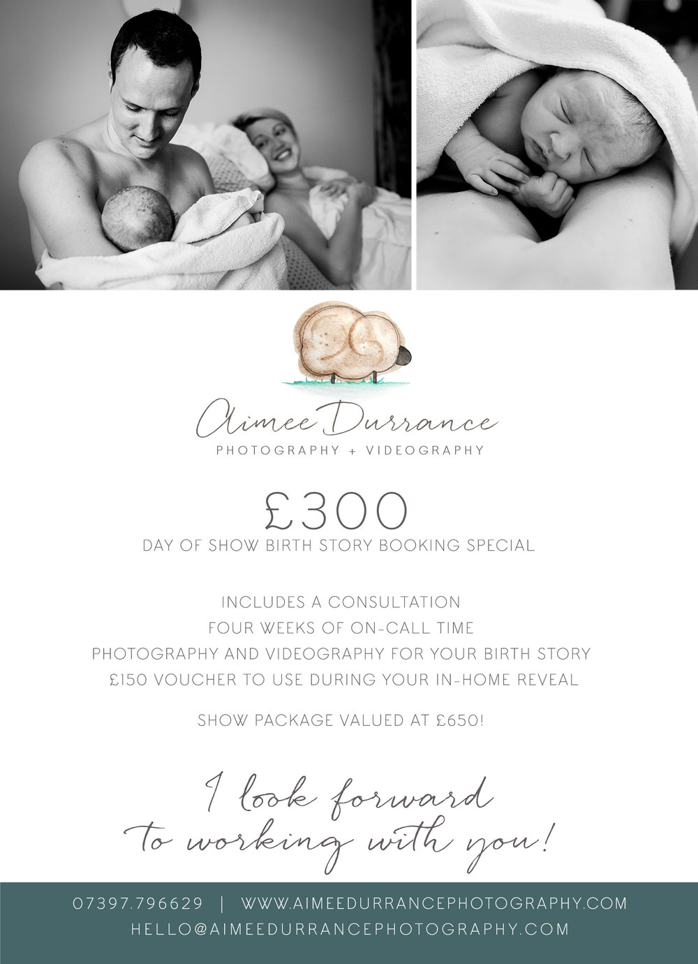 London UK birth photographer