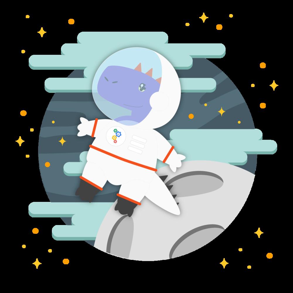 google refinery mascot