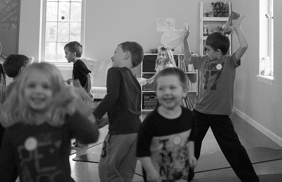 balance kids yoga, family yoga, prenatal yoga in the iowa city, coralville and north liberty community