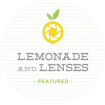 As featured on Lemonade and Lenses