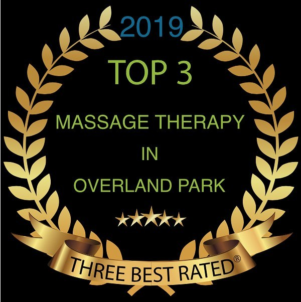 🎉 I'm so pleased to be recognized as the Top 3 Massage Therapy Businesses in Overland Park 😍 (it's especially sweet to be the only small business on the list!) So much gratitude and thanks to @threebestrated.usa  Full link 👉🏻 https://threebestrated.com/massage-therapy-in-overland-park-ks #topthreeinop #threebestrated #massagetherapy #opmassage #dtop #downtownoverlandpark