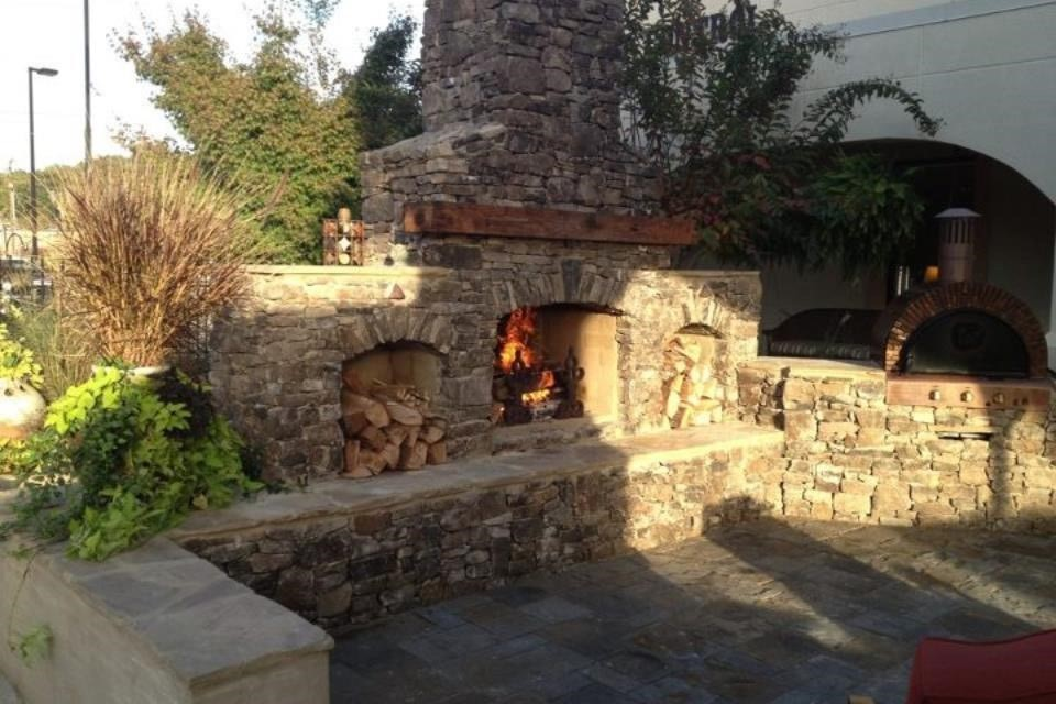 Portable plug fireplaces in are chimney