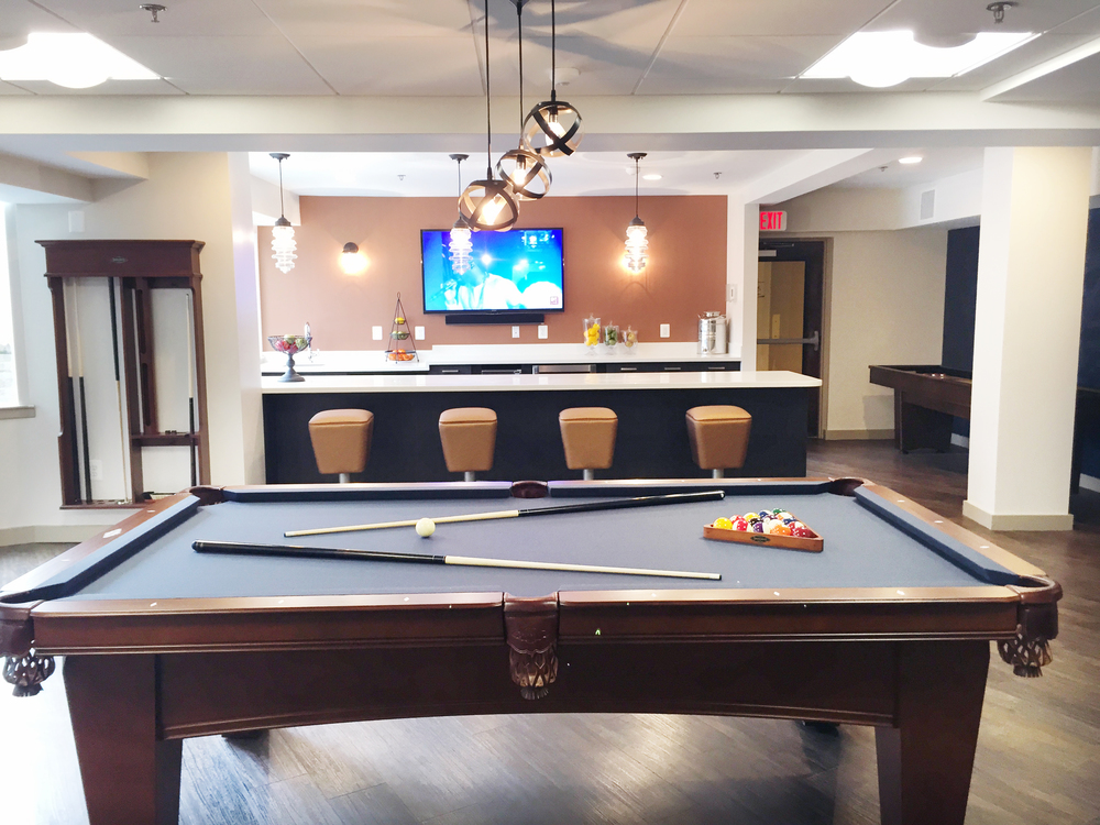 Game Room & Club Room