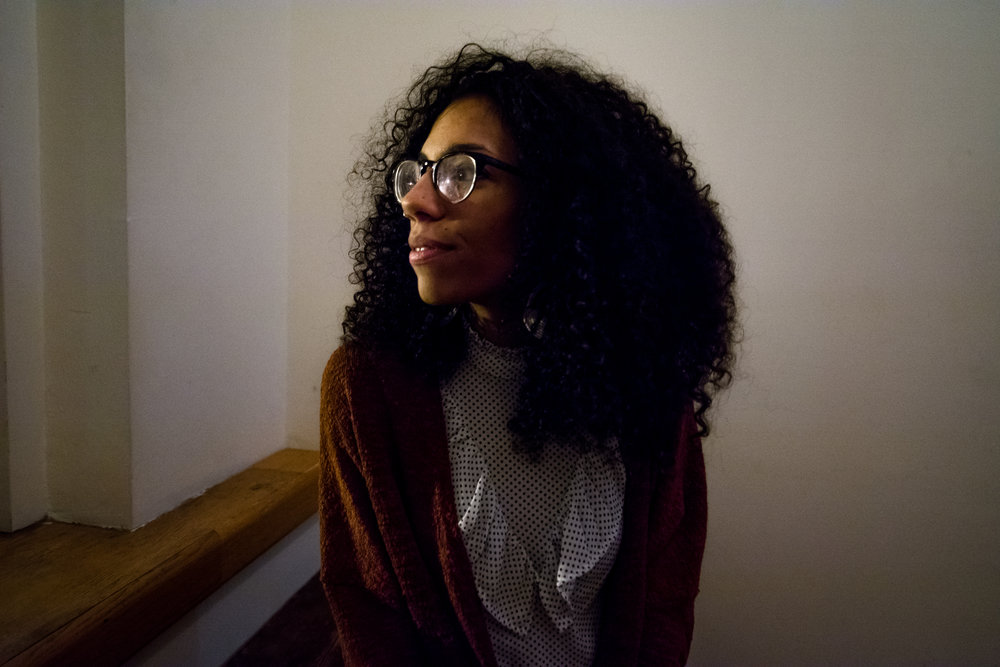 Assata's Daughters founder Page May (Photo: Sebastián Hidalgo)