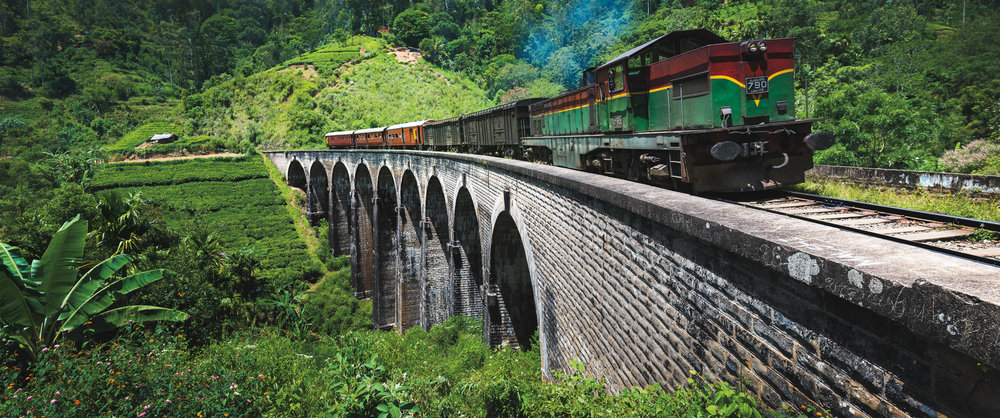 NINE ARCH BRIDGE | SRI LANKA