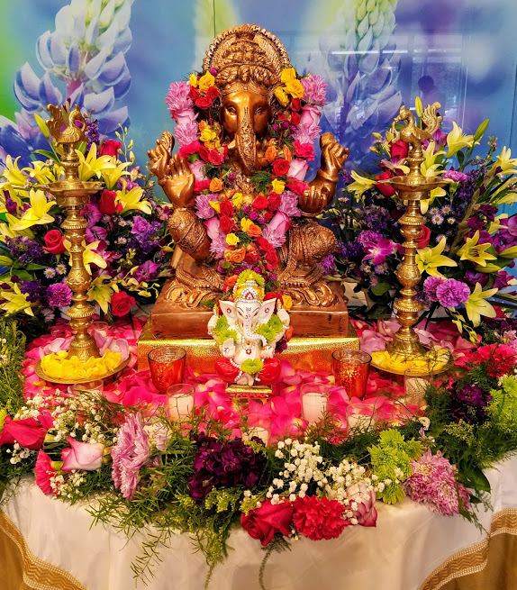 Ganesh Floral - Opening