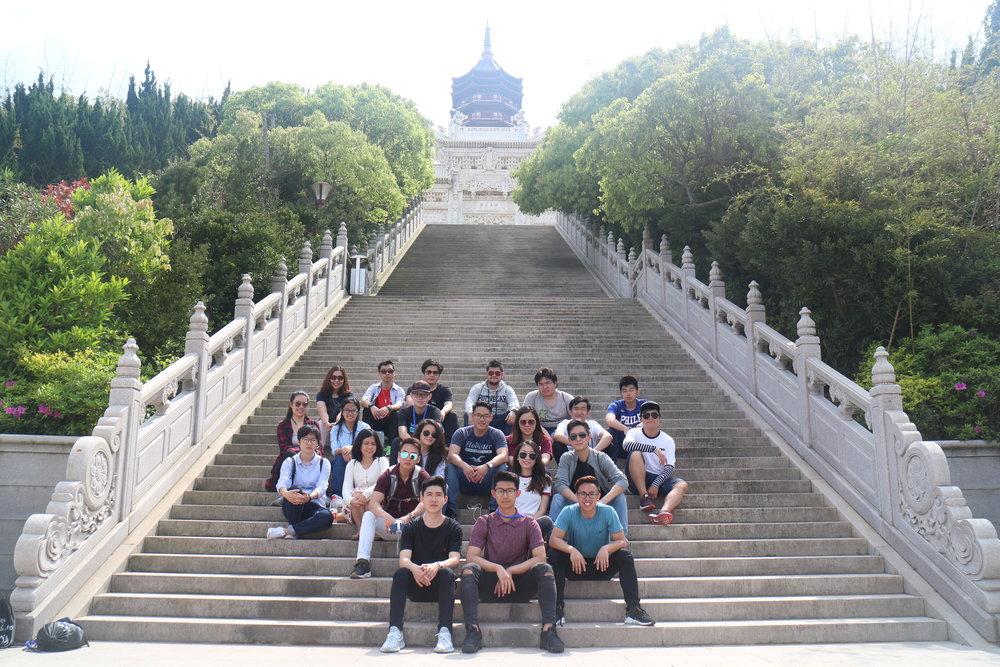 Trip to Putuo Shan- 2018
