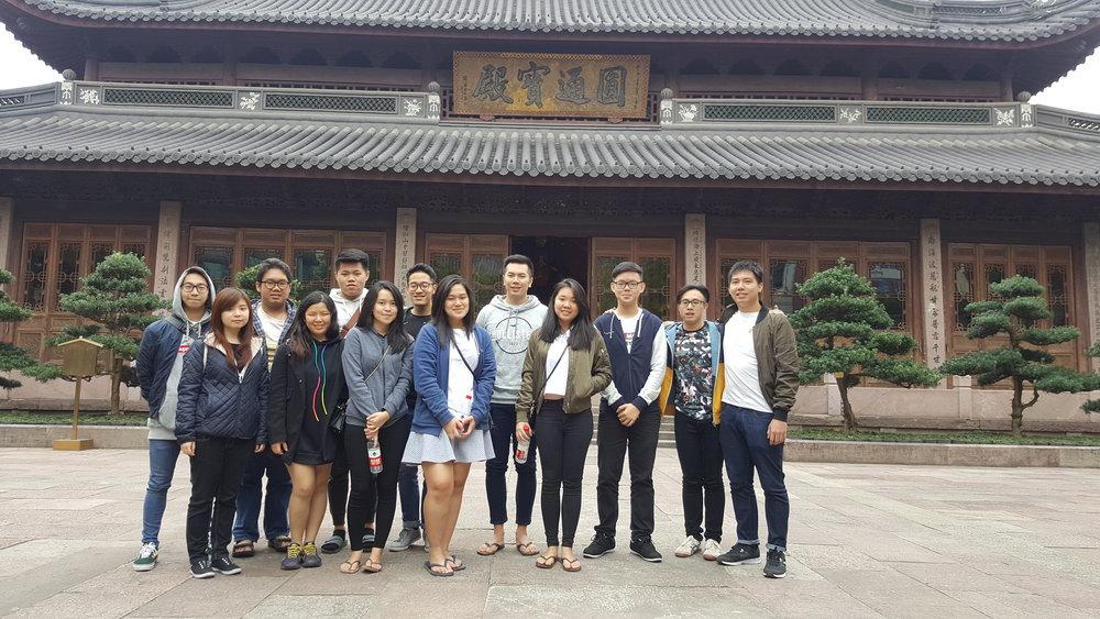 Temple Visit - 2018