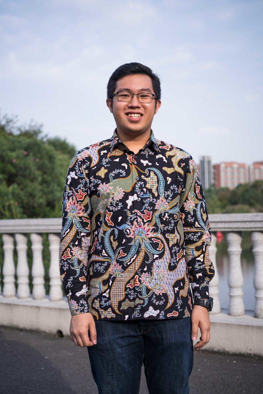 Anthony L. Tanaku - V. President