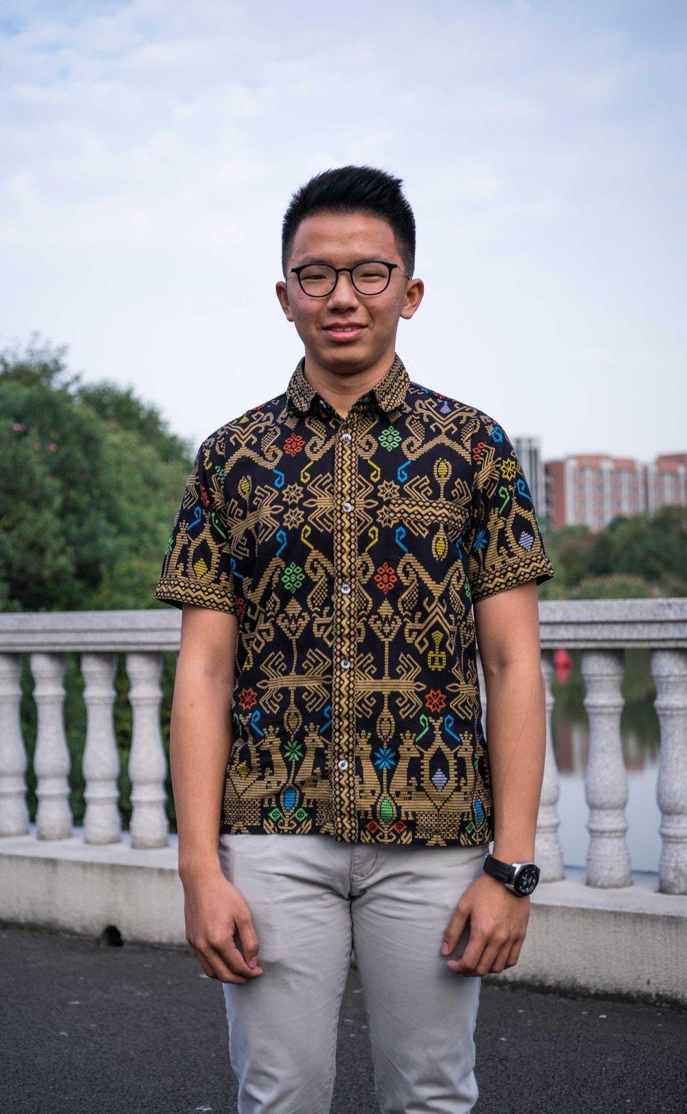 Eric Putra - Treasurer