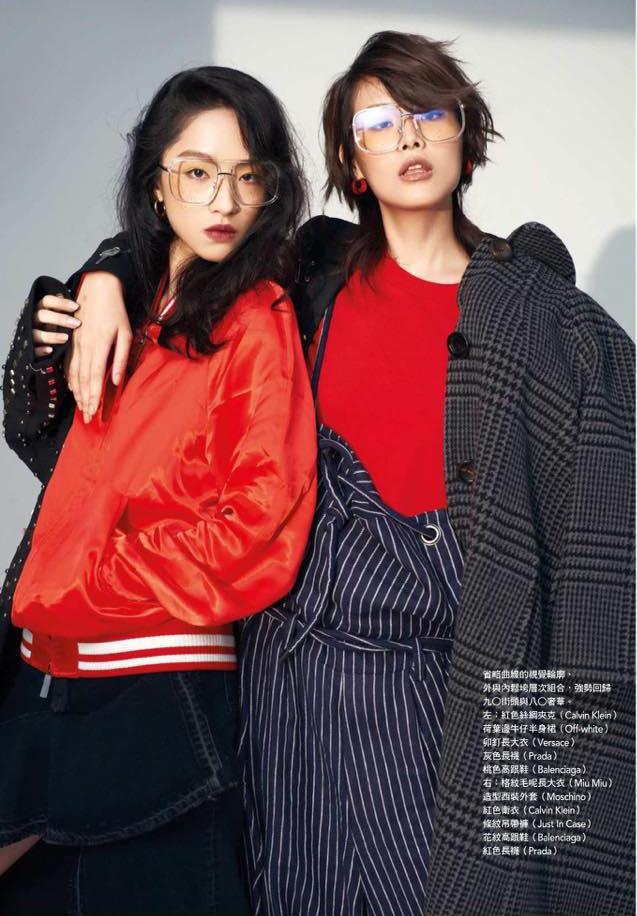 Sport athletes  Photo / Adam Chang Styling / Yu kwen Hair / Joshua Liao Model / Jiun Wang , Du wei, Miranda Ku
