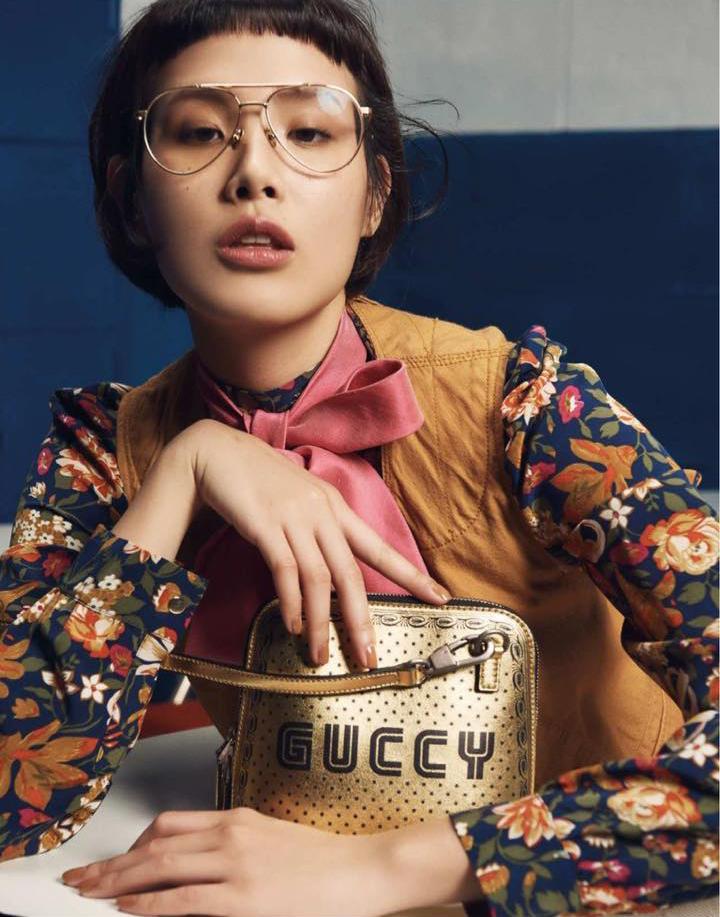 Old-school sporty Photo / Adam Chang Styling / Yu kwen Hair / Joshua Liao Model / Jiun Wang , Frances Liu (fashion), Amber (new face)