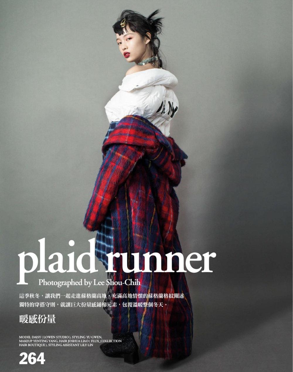 Vogue Taiwan November 2017