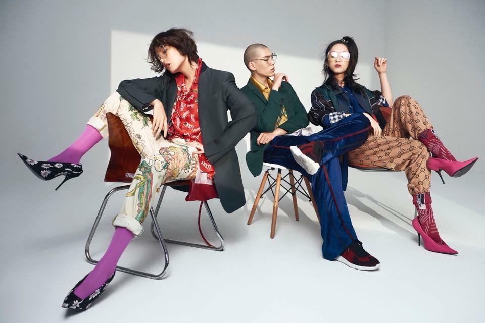 Vogue Taiwan january