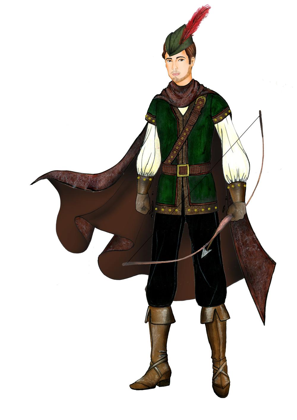 1129 Robin Hood