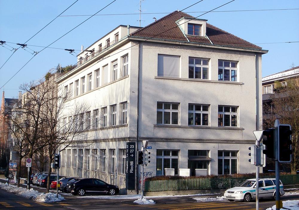 Riedtlistrasse