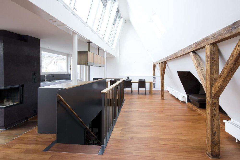 Maisonette Dachwohnung