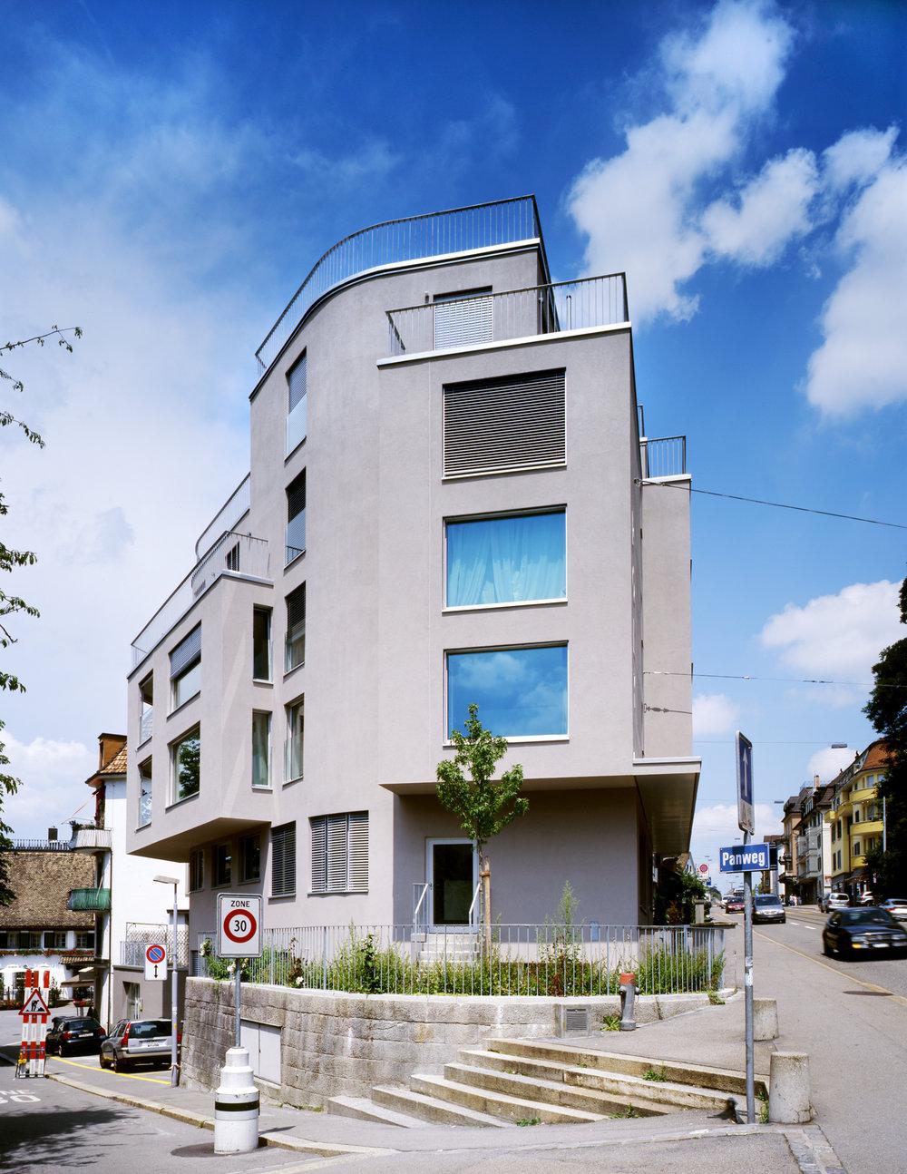 Hotel Poly Umbau, Zürich Kreis 6