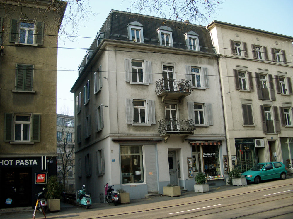 Universitätstrasse, Zürich Kreis 6
