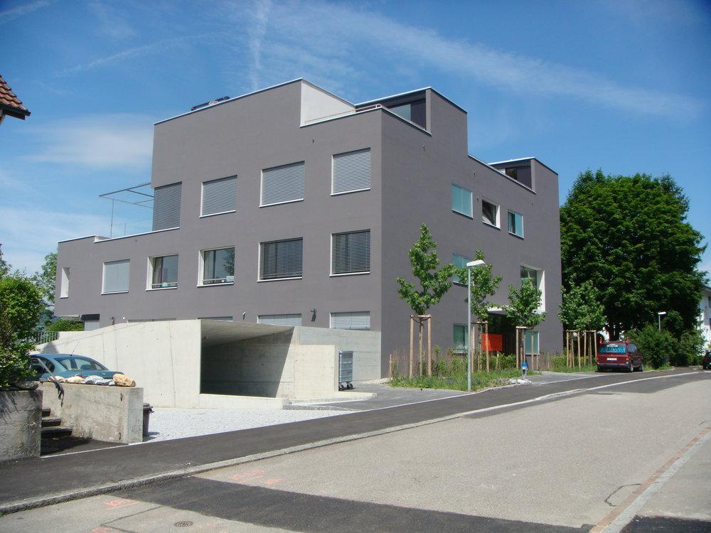 Herrliberg, Neubau