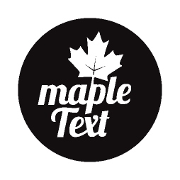 Maren Plentz | maple Text