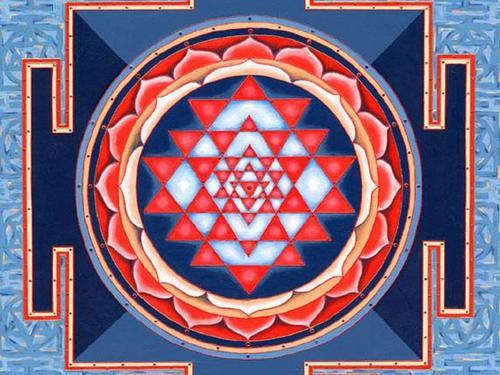 Yantra Yoga mandala 5